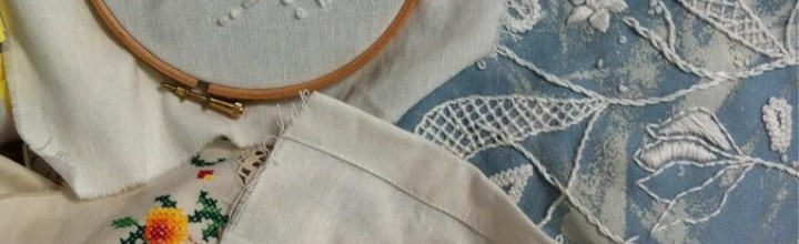 My Exciting Stitch Workshop with the Slow Textiles Group