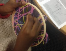 Embroidery Workshop at Thread – Peabody Trust