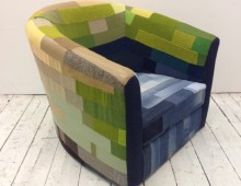 Brecon Chair: UPholstery
