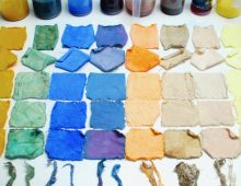 Fabricademy – Global Textile Academy – Barcelona Hub 17/18