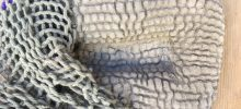 Fabricademy Week 7 : The Textile Scaffold