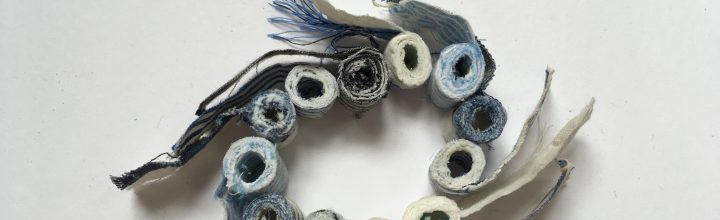 Fabricademy Final Project –Textile Bioplastic composite – Structures