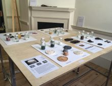 Material Explorations : Waste Streams Exhibition & Materiom Workshop