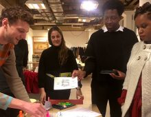 Circular Design Lab 2019 – British Council, Materiom, EMF, Makerversity, Design Museum
